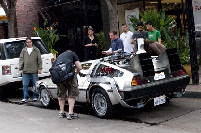 Back to the future, or the future has come back, or ... ??