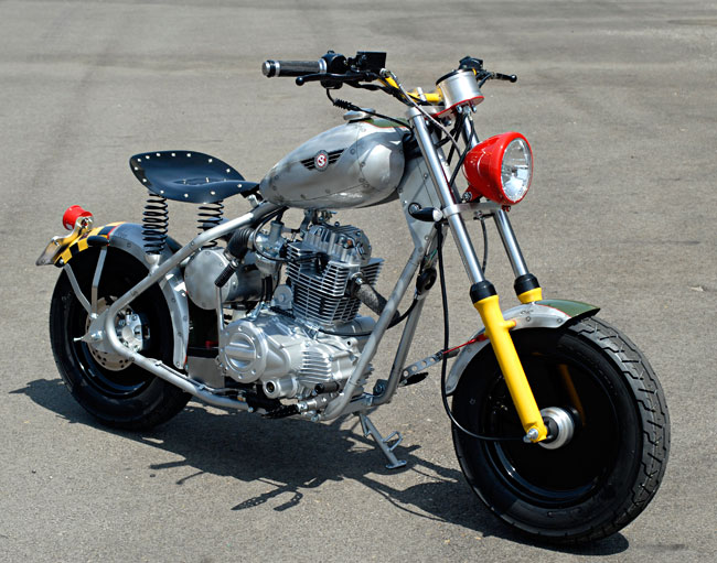 our new 250cc p 51 csc blog