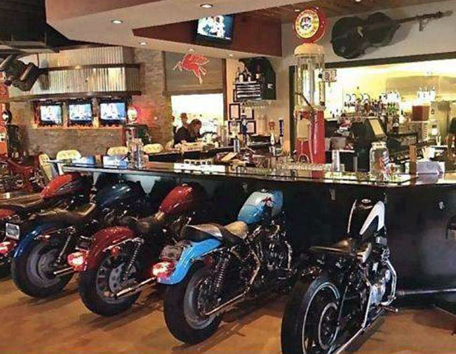 My good buddy Marilyn over at Mustang Seats posted the above photo its pretty cool I think those have to be some of the most expensive bar stools ever