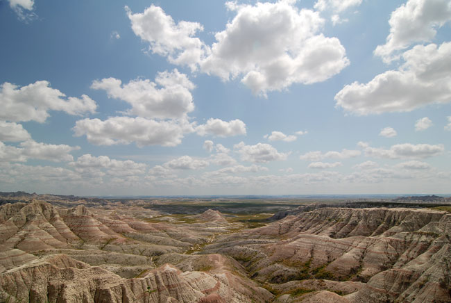 The Badlands...yep, it's on our list!