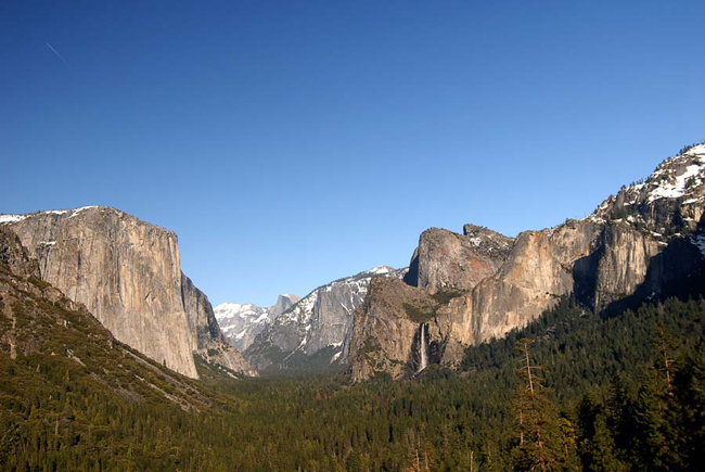 Yosemite...we are going to find a way to work that into the schedule, too!