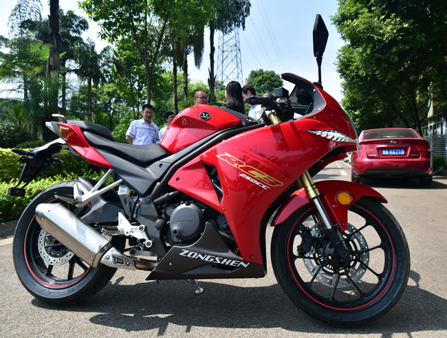 Zongshen RC3 [Archive] - ChinaRiders Forums