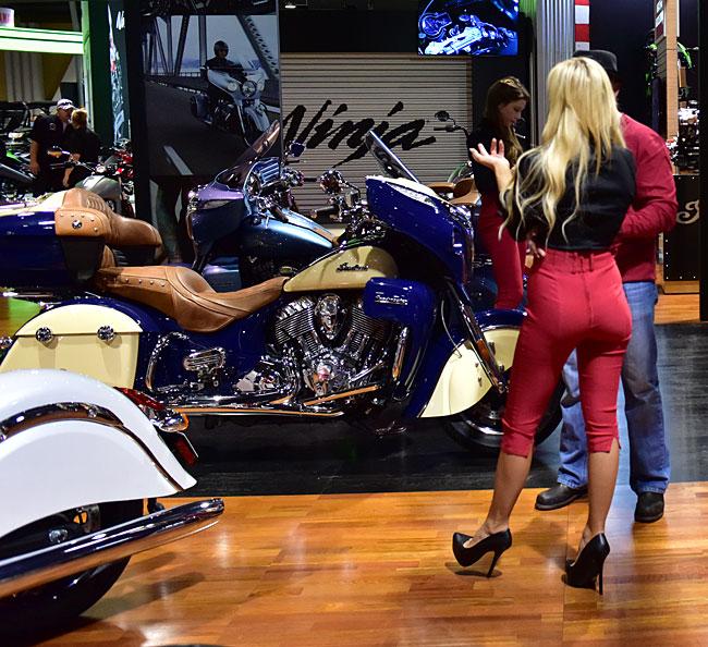 """Kemosabe"" Bonneville Racer Custom By AFT Customs, The ... |Custom Motorcycle Show Models"