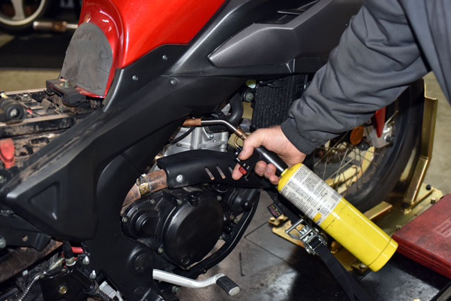 The RX3 Occasional Stall Maintenance Tutorial | CSC Blog
