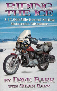 Think you're a tough ADV type? Read this book and you'll see what tough riding is all about!