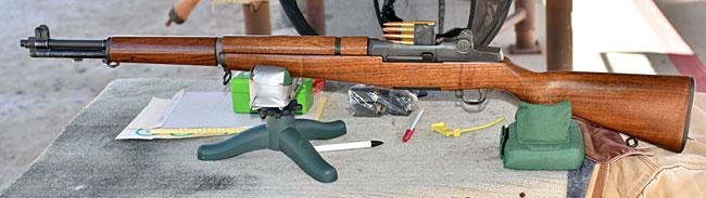 The M1 Garand at the West End Gun Club