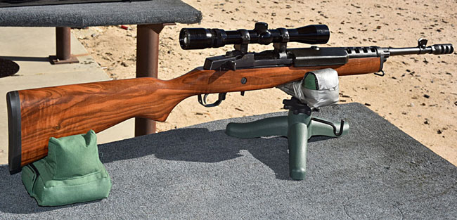 The Ruger Mini 14
