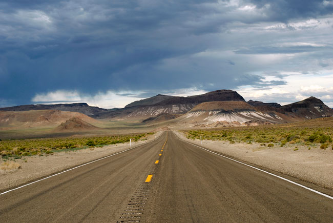 Nevada 375 - The ExtraTerrestrial Highway