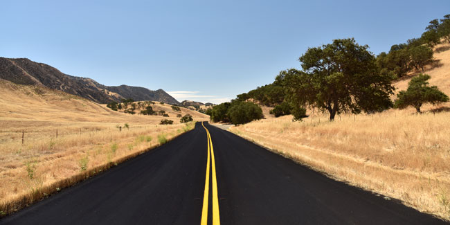 The open road...our Destinations Deal Tour is going to be great!