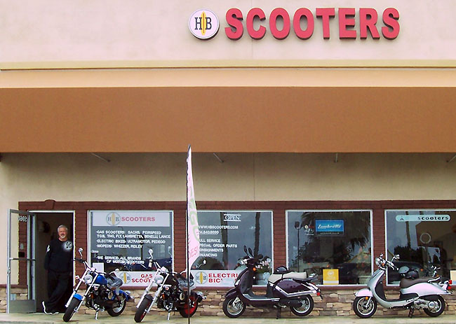 This Is Yet Another Great California Scooter Dealer Hb Scooters Focuses On Energy Efficient Vehicles And We Fit Right In At 98 Mpg
